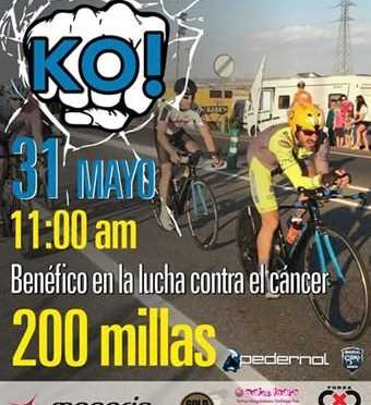 200 MILLAS BENEFICO LUCHA CONTRA EL CANCER