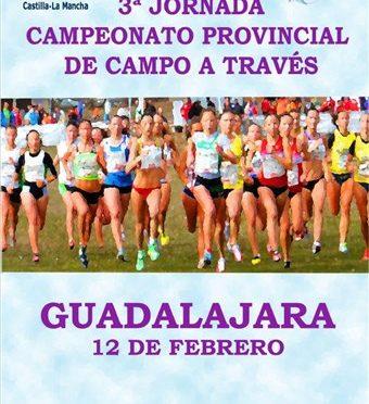 3A JORNADA PROVINCIAL ESCOLAR CAMPO A TRAVES – GUADALAJARA 2016/2017