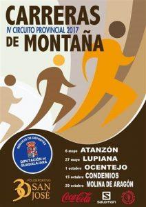 IV Circuito Carreras Montaña Diputacion Guadalajara 2017