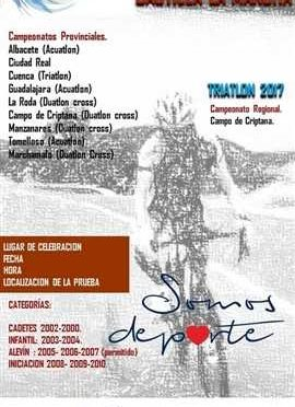 CAMPEONATO PROVINCIAL DEPORTE ESCOLAR 2017
