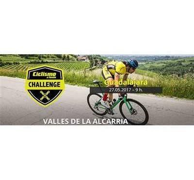 "CICLISMO A FONDO CHALLENGE ""VALLES DE LA ALCARRIA"""