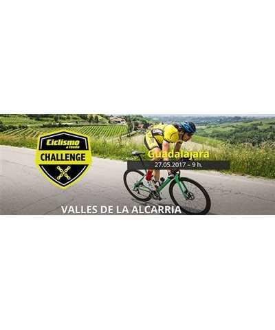 ciclismo fondo challenge valles la alcarria 2017