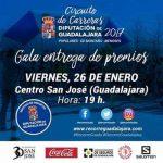 gala entrega premios recorreguada 2018
