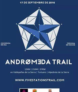 I ANDROMEDA TRAIL