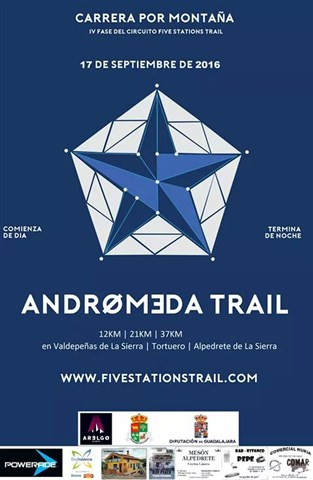 i andromeda trail 2016