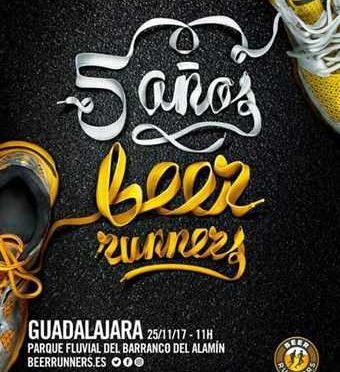 I BEER RUNNERS GUADALAJARA 2017