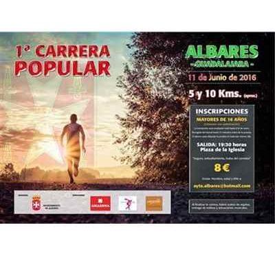 I CARRERA POPULAR DE ALBARES