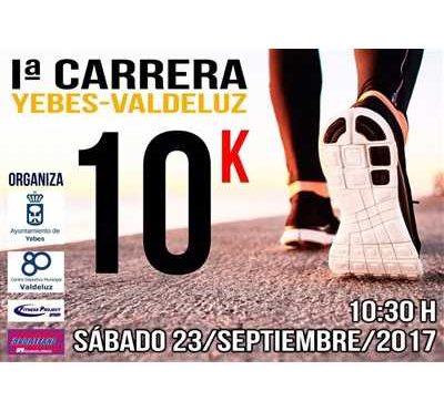 I CARRERA YEBES-VALDELUZ 10K