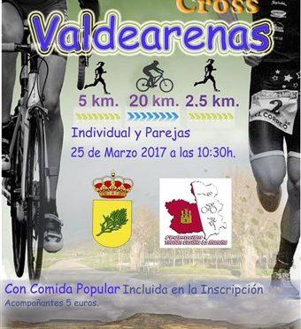 I DUATLON CROSS VILLA DE VALDEARENAS