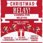 i run christmas relay 2016