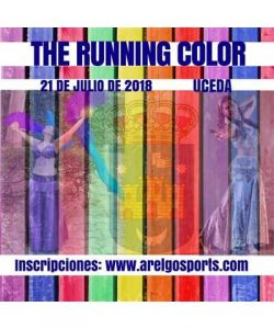 i the running color 2018