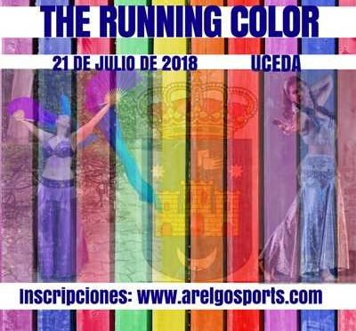 I THE RUNNING COLOR