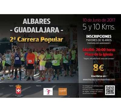 II CARRERA POPULAR DE ALBARES