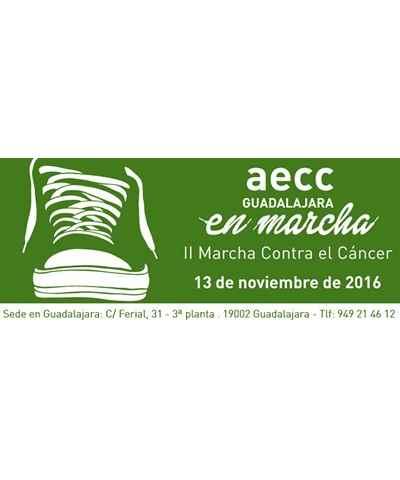 ii marcha contra el cancer guadalajara 2016