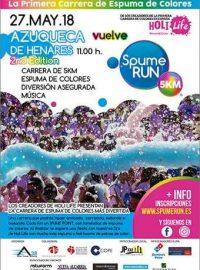 ii spume run azuqueca de henares 2018