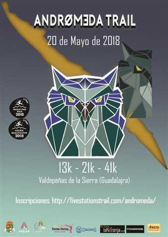 iii andromeda trail 2018