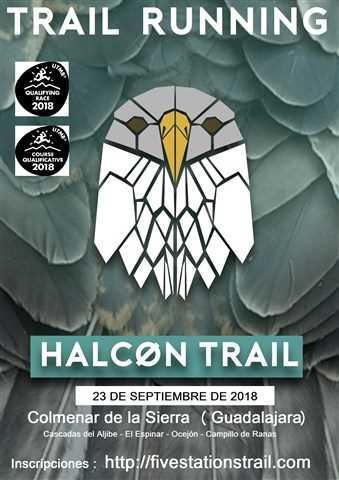 iii halcon trail 2018