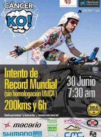 intento record mundial 200kms y 6h 2018
