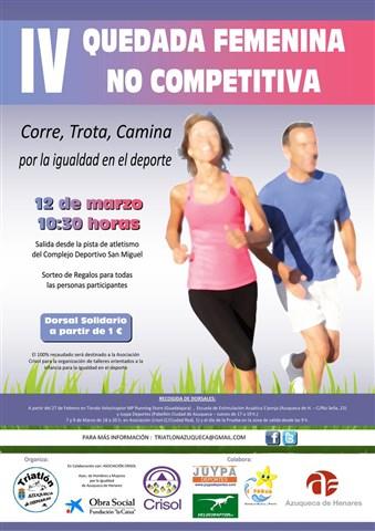 iv quedada femenina no competitiva 2017