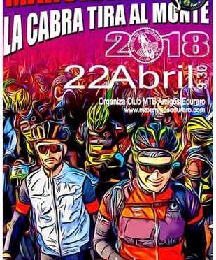 MARCHA MTB – LA CABRA TIRA AL MONTE 2018