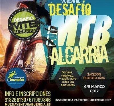 VII DESAFIO ALCARRIA MTB