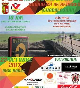 VIII CARRERA POPULAR RUTA DE LAS ERMITAS