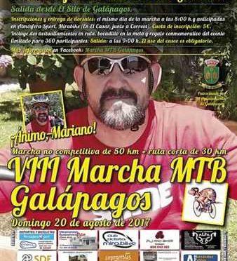 VIII MARCHA MTB GALAPAGOS