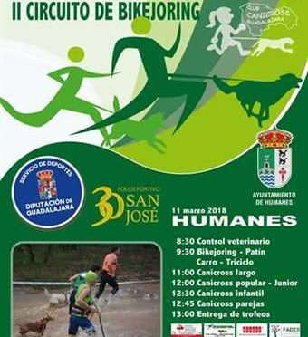 XI CANICROSS DE HUMANES