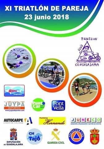 xi triatlon de pareja 2018