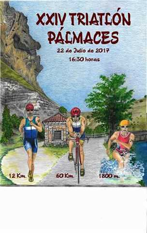 xxiv triatlon de palmaces 2017