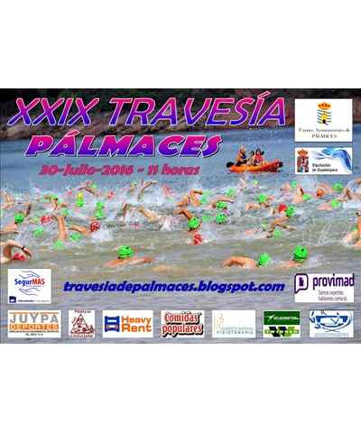 xxix travesia de palmaces 2016
