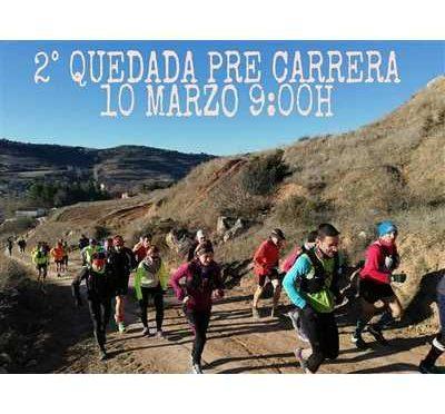 2ª Quedada entrenamiento IV Lupiana Trail