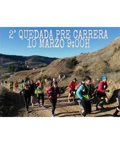 2a quedada entrenamiento iv lupiana trail 2019