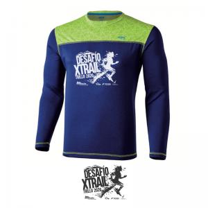 Camiseta V Desafio X-Trail Trillo 2020