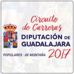 CIRCUITO CARRERAS POPULARES DE MENORES DIPUTACION GUADALAJARA 2017
