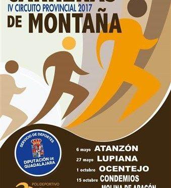 IV Circuito Carreras Montaña Diputación Guadalajara 2017