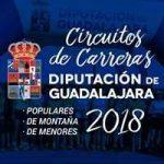 CIRCUITO CARRERAS POPULARES DE MENORES DIPUTACION GUADALAJARA 2018