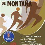 V Circuito Carreras de Montaña Diputación Guadalajara 2018