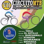 VII Circuito MTB Diputación Provincial de Guadalajara 2018
