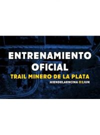 entrenamiento i trail minero de la plata 2019