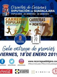 Gala Entrega Premios Circuito Carreras Diputacion 2018