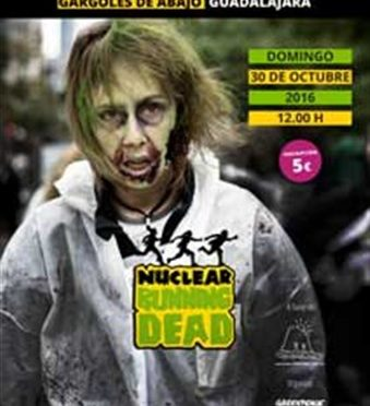 I CARRERA POPULAR NUCLEAR RUNNING DEAD