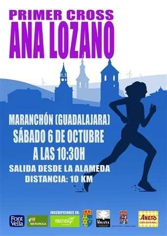 i cross popular ana lozano maranchon 2018