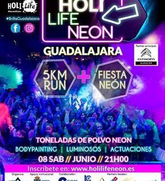 I Holi Life Neón Guadalajara