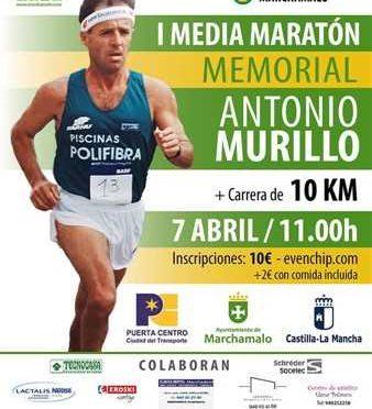 I Media Maratón y 10k Homenaje Antonio Murillo