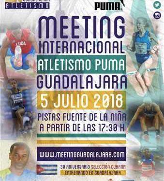 I MEETING INTERNACIONAL CIUDAD DE GUADALAJARA