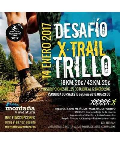 ii desafio x trail trillo 2017