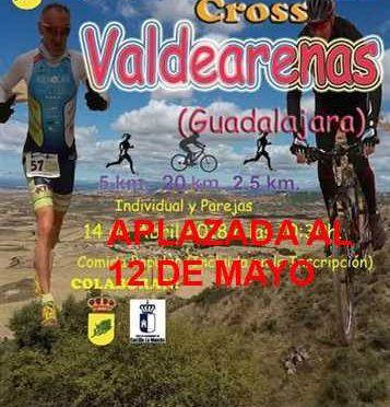 II DUATLON CROSS VILLA DE VALDEARENAS – APLAZADO