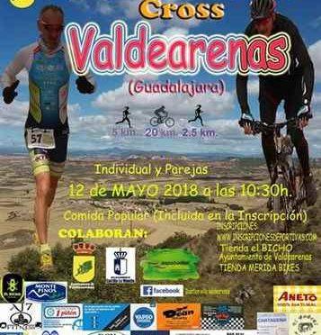 II DUATLON CROSS VILLA DE VALDEARENAS