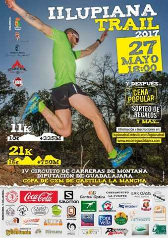ii lupiana trail 2017